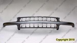 Grille Chrome/Black 1500-2500 Chevrolet Silverado 1999-2002