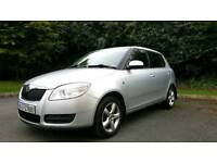 Skoda Fabia 2009 1.2 79000miles, low insurance, great driving car