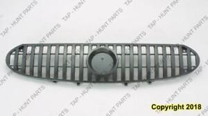 Grille Black Buick Rendezvous 2002-2005