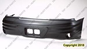 Bumper Rear Se Primed PONTIAC GRAND AM 1999-2002