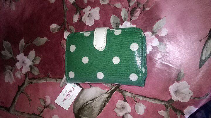 Cath Kidston purse brand new