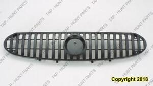 Grille Silver/Black Buick Rendezvous 2002-2005