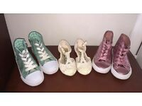 Girls Shoe Bundle - size 10