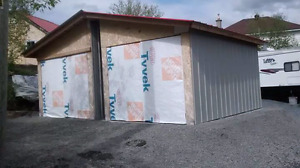 Coniston storage shed for rent 8x12.