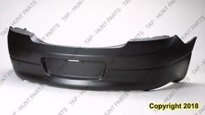 Bumper Rear Primed Chrysler Intrepid 1998-2004