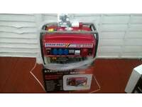 Brand New Storm Kraft Professional Generator 8.5kva 8500KT Unused Still Boxed £200 Can Deliver