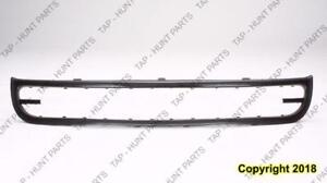 Grille Moulding Lower With Fog Lamp Hole Without Center Bar Volkswagen Beetel 1998-2000