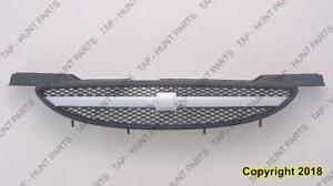 Grille Chrome/Black [Sedan 2004-2006] [Hatchback 2004-2008] Chevrolet Aveo