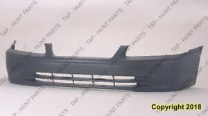 Bumper Front Primed High Quality Toyota Camry 2000-2001