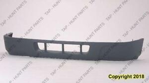 Valance Front 2Wd Without Fog Textured CAPA Ford Ranger 2004-2005