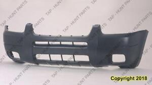 Bumper Front Primed With App. Package. Xlt Model  Ford Escape 2001-2004