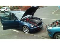 i sell or swap with my car and peogeout 206 petrol for 2 cars bmw 320 2006