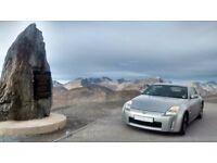 Nissan 350Z, Coupe, GT Spec 05 plate, 285PS, 97k miles, FSH, MOT until July '18, Silver.