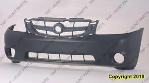 Bumper Front With Fog Lamp Hole Mazda Tribute 2001-2004