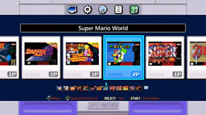 SNES/NES classic Mini two systems in one!!!