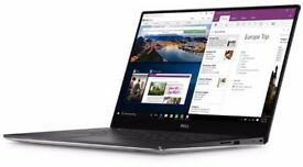 DELL XPS LAPTOP 15 9550 4k i7 GTX960 SSD NVME 512GB 16GB MINT TOUCH