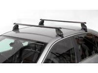 Halfords roof bar system for Audi A3