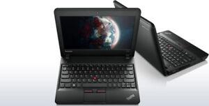 Grande Spécial--Laptop Lenovo X131 HDMI-Camera 129$