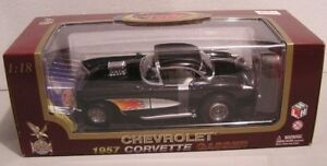 1/18 DIECAST 1957 Chevrolet Corvette Gasser - Road Legends RARE