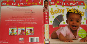 Baby Talking BOARD Book & CD