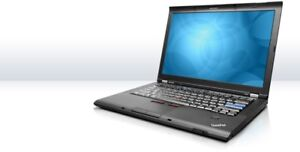 Ordinateur portable Lenovo T410 Core i5 TurboBoost 2.93 Ghz, ecr