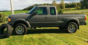 2003 Ford Ranger Rng Camionnette