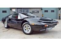 1982 Ferrari 308 2.9 GTSi LHD Low Miles!