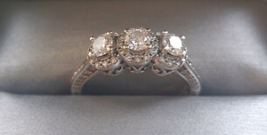 Selling People's 10K Engagement Ring