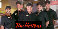 Tim Hortons: Hiring Full and Part-Time Food Counter Attendants