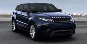 Lease/Bail transfer 2016 Range Rover Evoque SE $400 tx inc