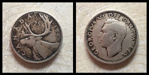 Canadian Silver 25 Cents Windsor Region Ontario image 1