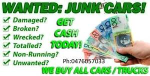 Unwanted car- removal / in all Newcastle areas Newcastle Newcastle Area Preview