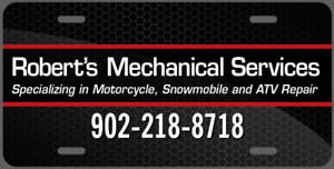 Robert's mechanical services is now open for business