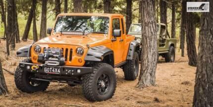 Uneek Baja Bar - Jeep JK Wrangler - IN STOCK IN PERTH