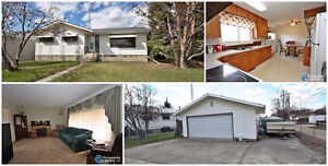 Affordable raised bungalow - Innisfail