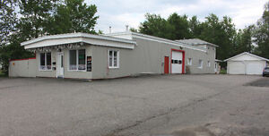Commercial Space with parking and storage for RENT