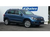 2015 Volkswagen Tiguan 2.0 TDi BlueMotion Tech Match 5dr 5 door Estate