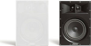Bose 891 In Wall Speakers NEW! 549.99$