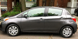 Yaris Hatchback LE 2013 w/ winter tires