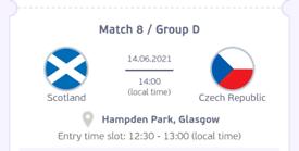 Game scotland