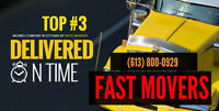 Fast Movers. No Travel Time Promotion