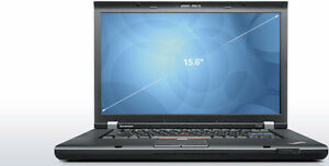 Laptop Lenovo ThinkPad W530 Core i7 3740QM -16GB RAM - SSD 256GB