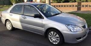 2006 Mitsubishi Lancer Rego, RWC, LOW kms & Books St Albans Brimbank Area Preview