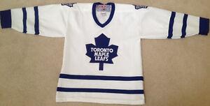 CCM Maple Leafs Jersey - Excellent Condition!