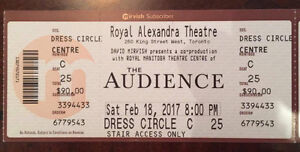 The Audience (2) - Dress Circle