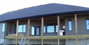 **Exterior Renovations-Weyburn, Regina and surrounding areas**