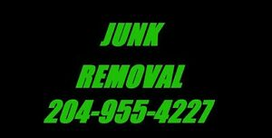 CITY WIDE JUNK REMOVAL 204-955-4227