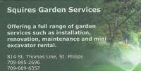 Squires Garden Service