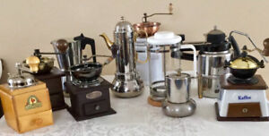 Espresso and coffee makers