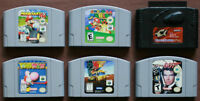 Nintendo 64 / N64 Games & Accessories - New Games Added